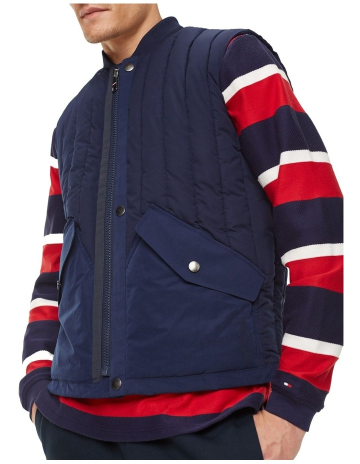 Stretch Quilted Vest image 3