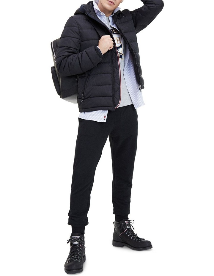 Tommy Hilfiger Tech Quilted Hooded Jacket image 5