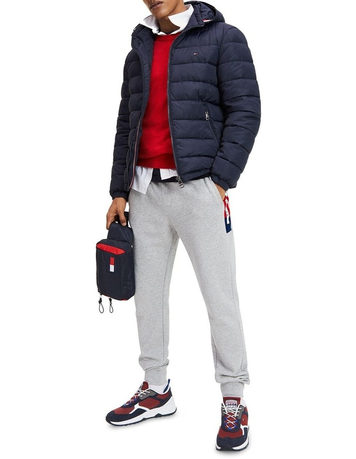 Tommy Hilfiger Tech Quilted Hooded Jacket image 2