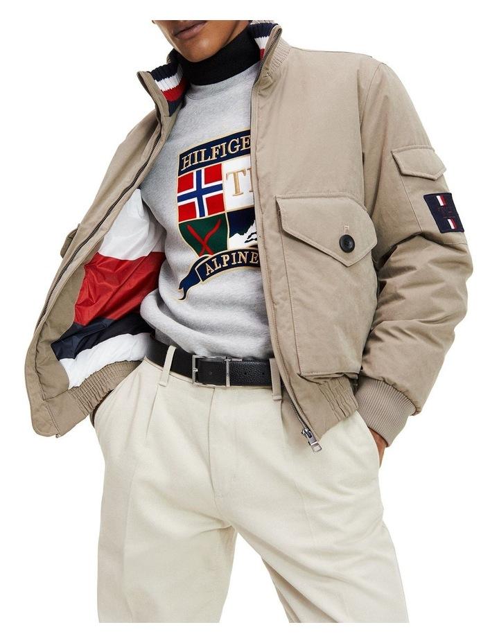 Icon Tommy Hilfiger Flex Bomber Jacket image 1