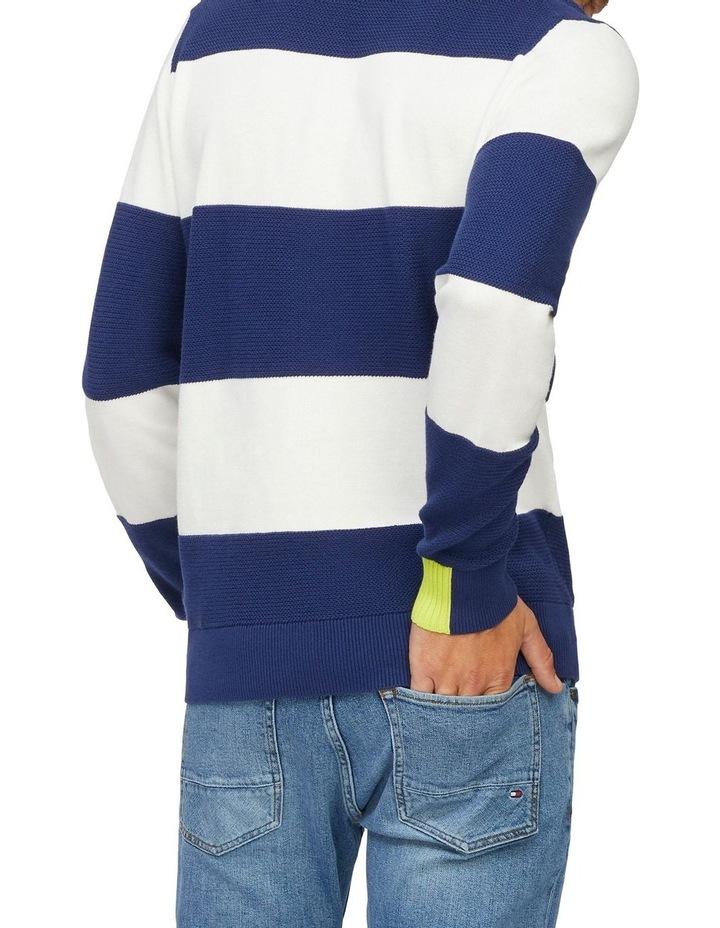 Stripe Organic Cotton Jumper image 2