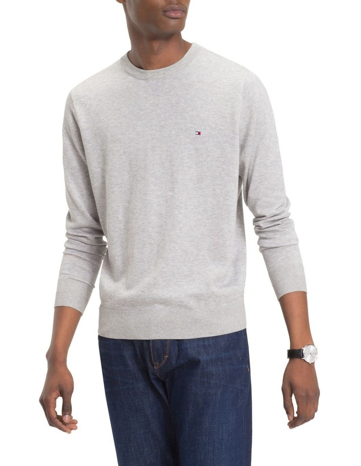Regular Fit Crew Neck Jumper image 1