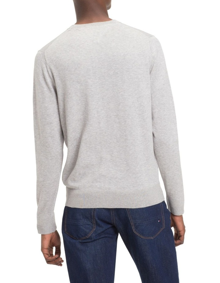 Regular Fit Crew Neck Jumper image 2