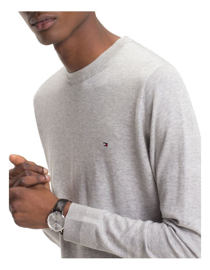 Regular Fit Crew Neck Jumper image 3