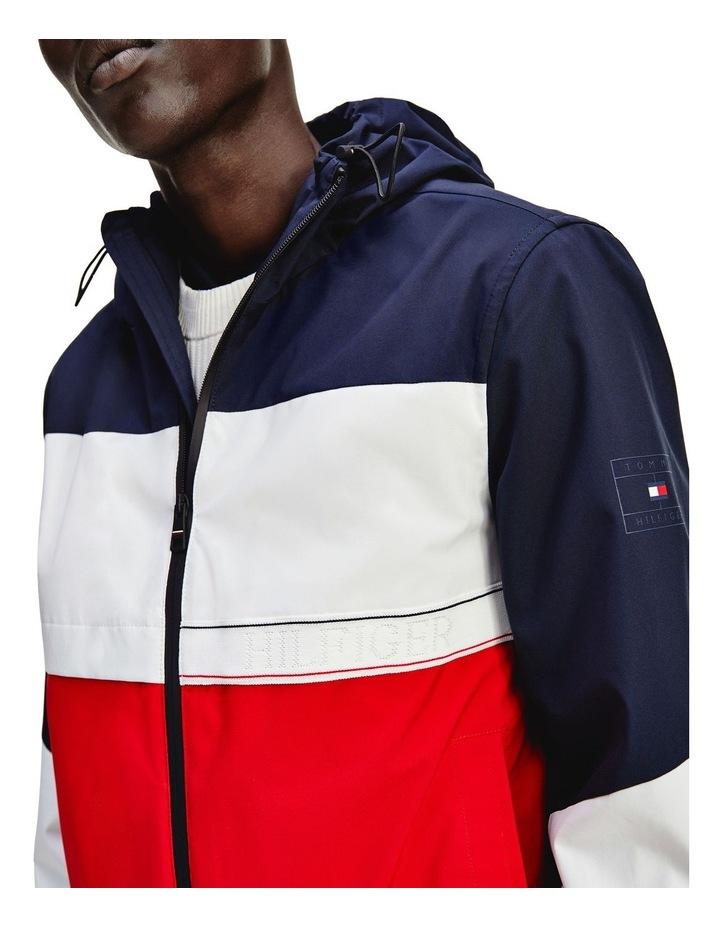 Tech Global Block Hooded Jacket image 3