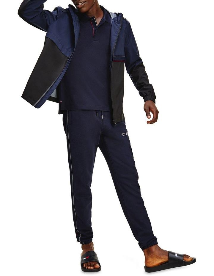 Tech Colourblock Hooded Jacket image 1