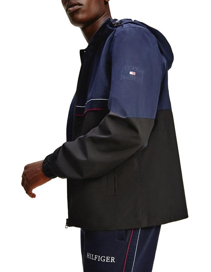 Tech Colourblock Hooded Jacket image 3