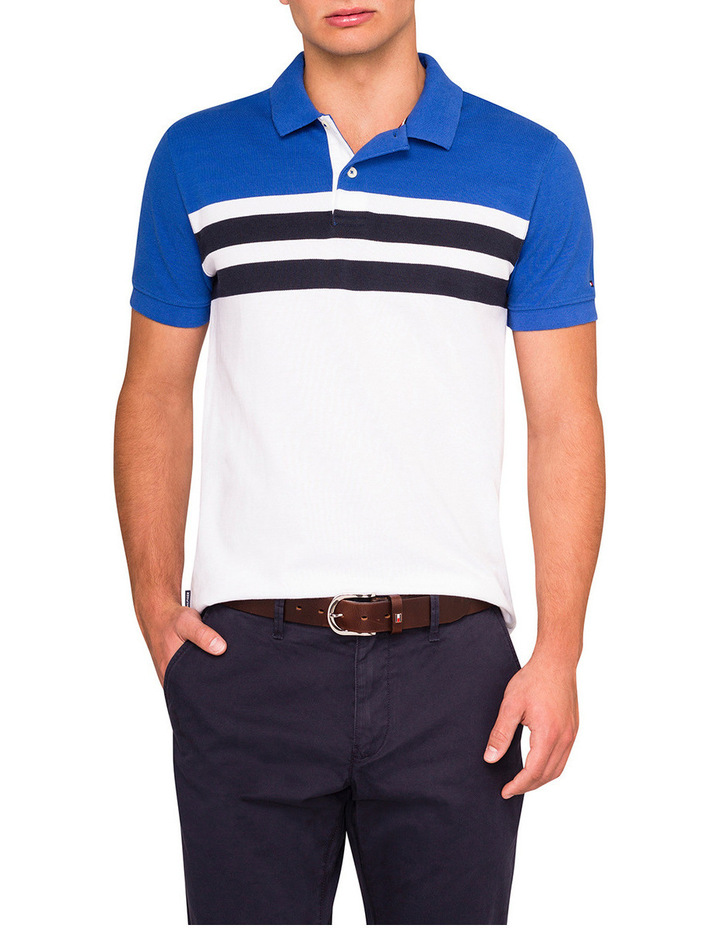 Nick Colour Block Polo image 1