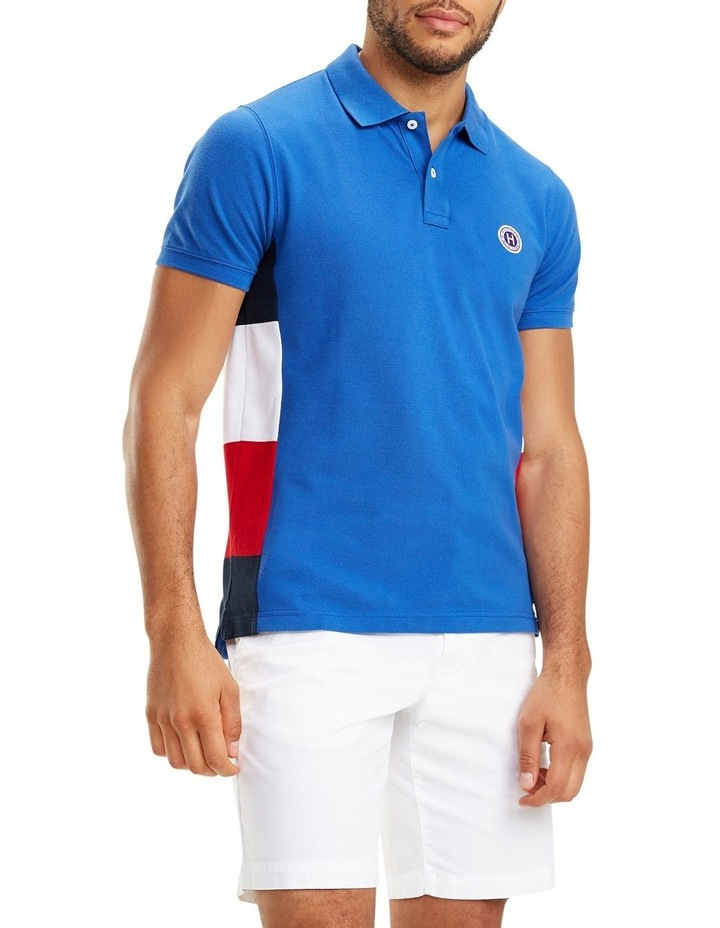 Tommy Side Panel Slim Polo image 1