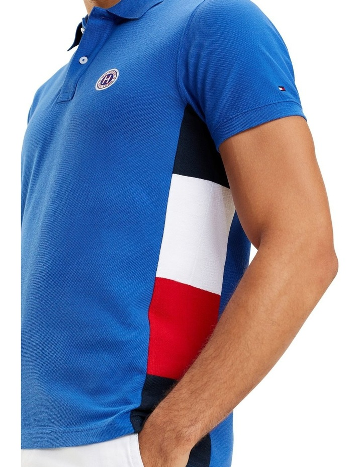 Tommy Side Panel Slim Polo image 3