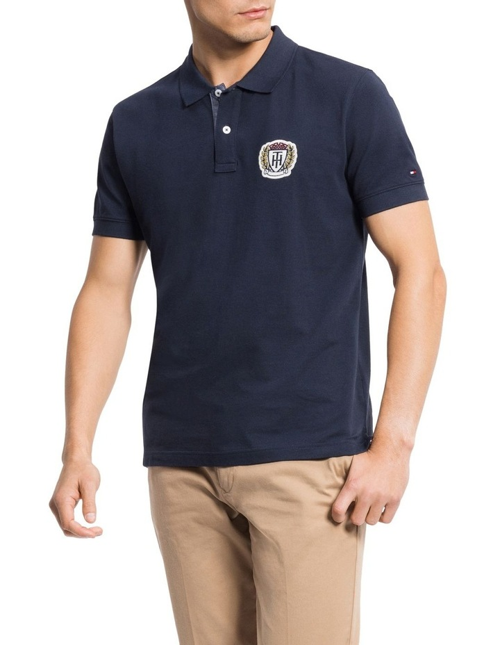 Wcc Solid Badge Regular Polo image 1