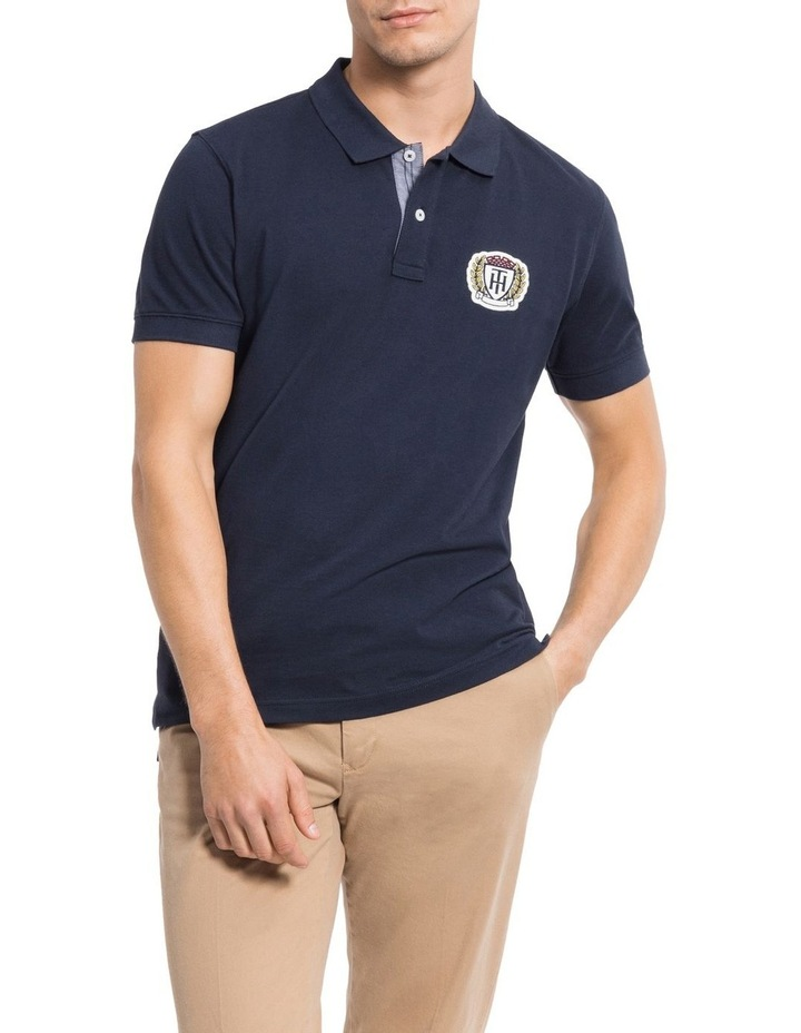 Wcc Solid Badge Regular Polo image 3