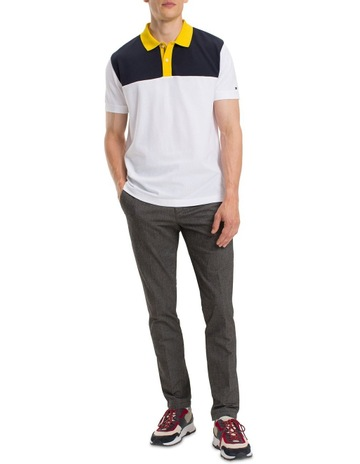 faedaa43198450 Tommy HilfigerWcc Colorblock Regular Polo. Tommy Hilfiger Wcc Colorblock  Regular Polo