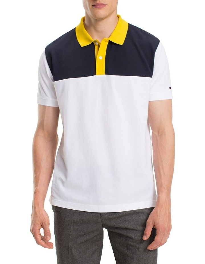 Wcc Colorblock Regular Polo image 2