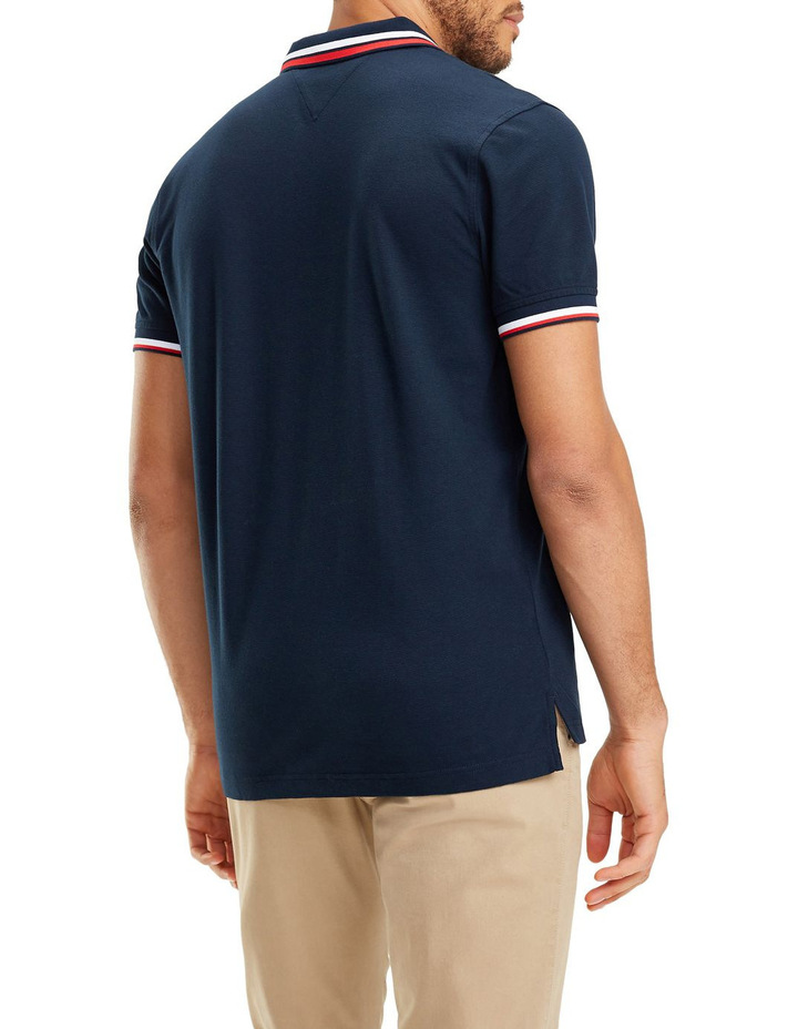 Solid Texture Regular Polo image 2