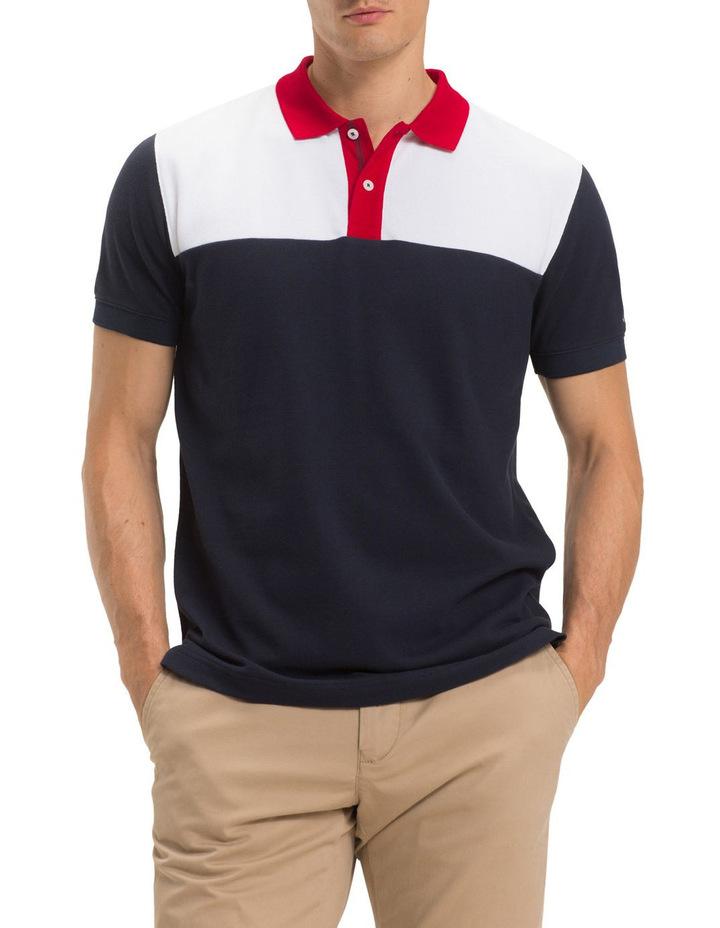 Pure Cotton Logo Polo Shirt image 1