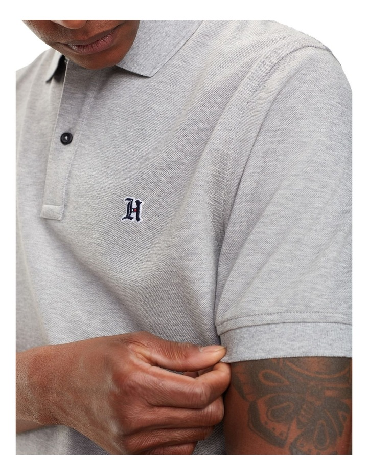 Lewis Hamilton Gothic Badge Regular Polo image 3