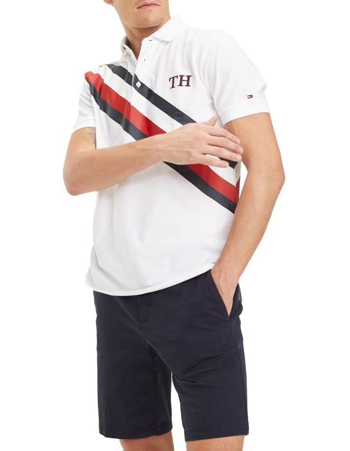 Icon Stripe Regular Polo image 1
