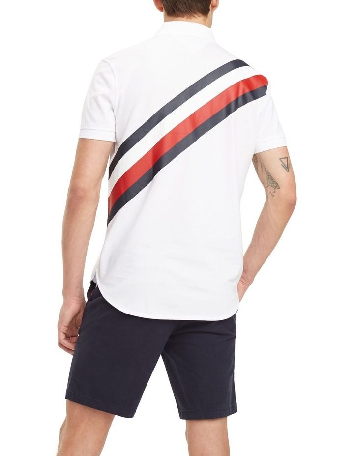 Icon Stripe Regular Polo image 2