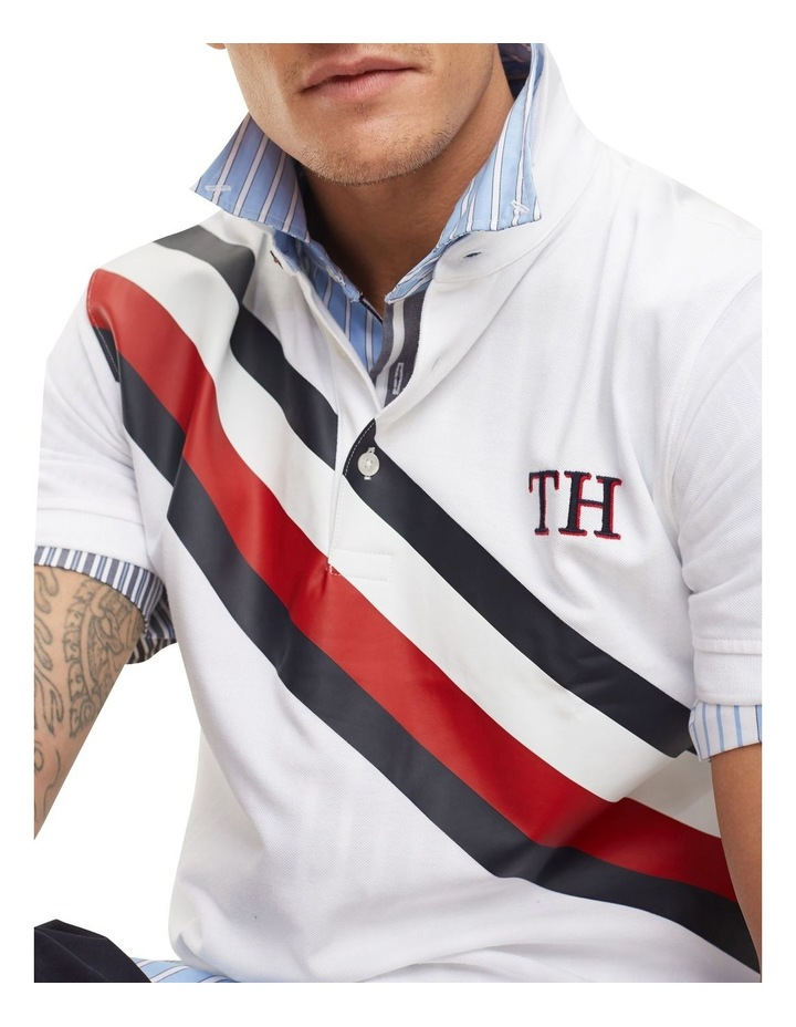Icon Stripe Regular Polo image 3