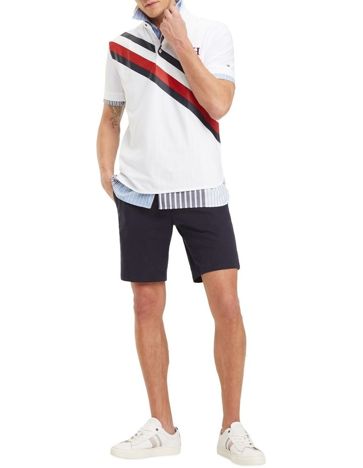 Icon Stripe Regular Polo image 4
