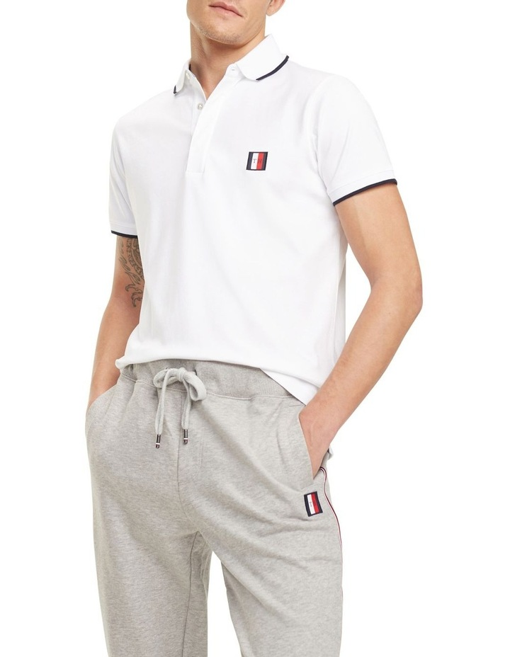 Sophisticated Jersey Slim Polo image 1