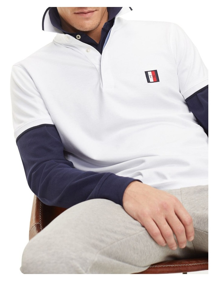 Sophisticated Jersey Slim Polo image 3