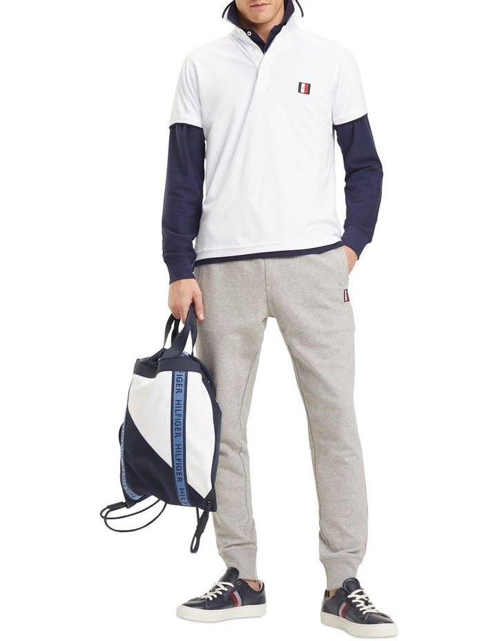 Sophisticated Jersey Slim Polo image 5