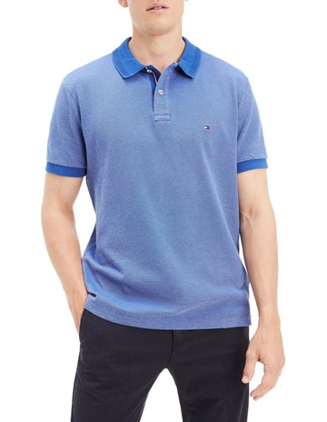 9b9a8e3bdd6 Tommy Hilfiger Two Structure Regular Polo