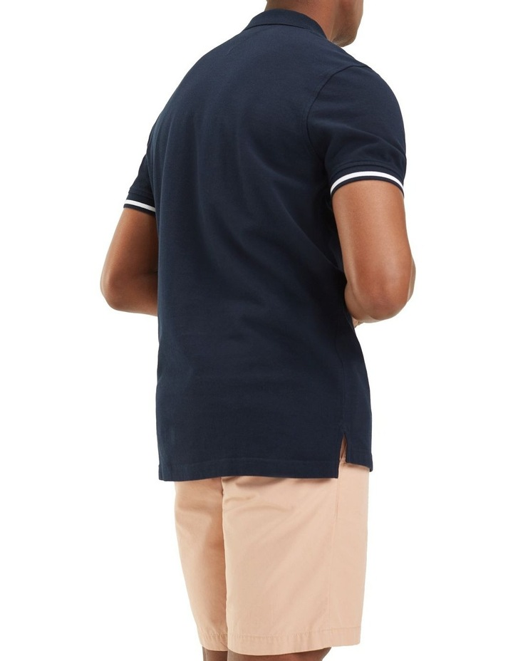 Basic Tipped Regular Polo image 2