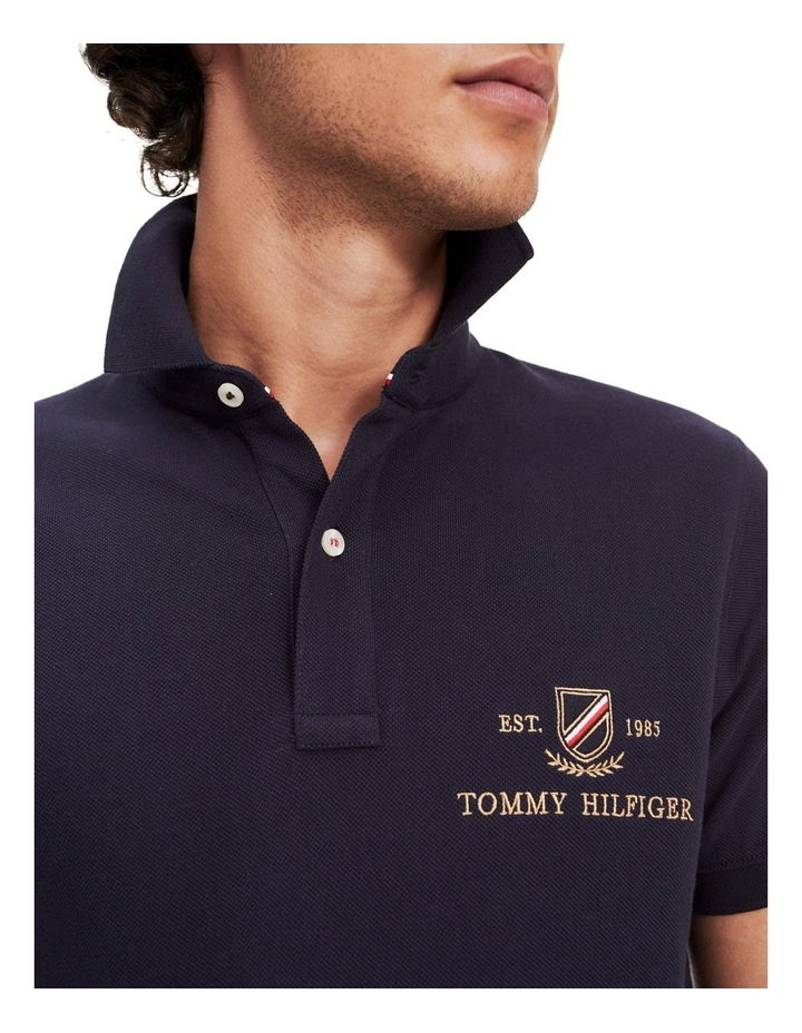 Icon Gold Embroidery Slim Polo image 4