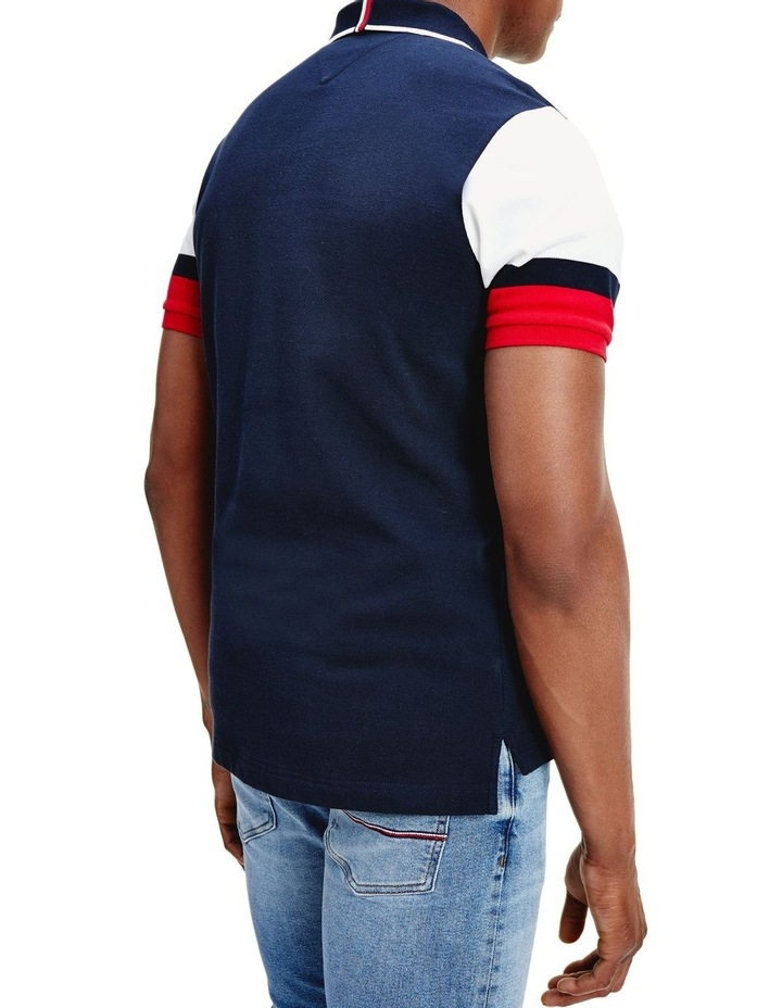 Cool Eng Sleeve Slim Polo image 2