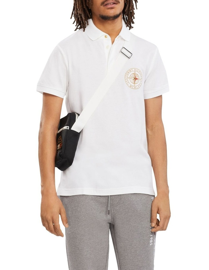 Icon Concealed Placket Slim Polo image 1