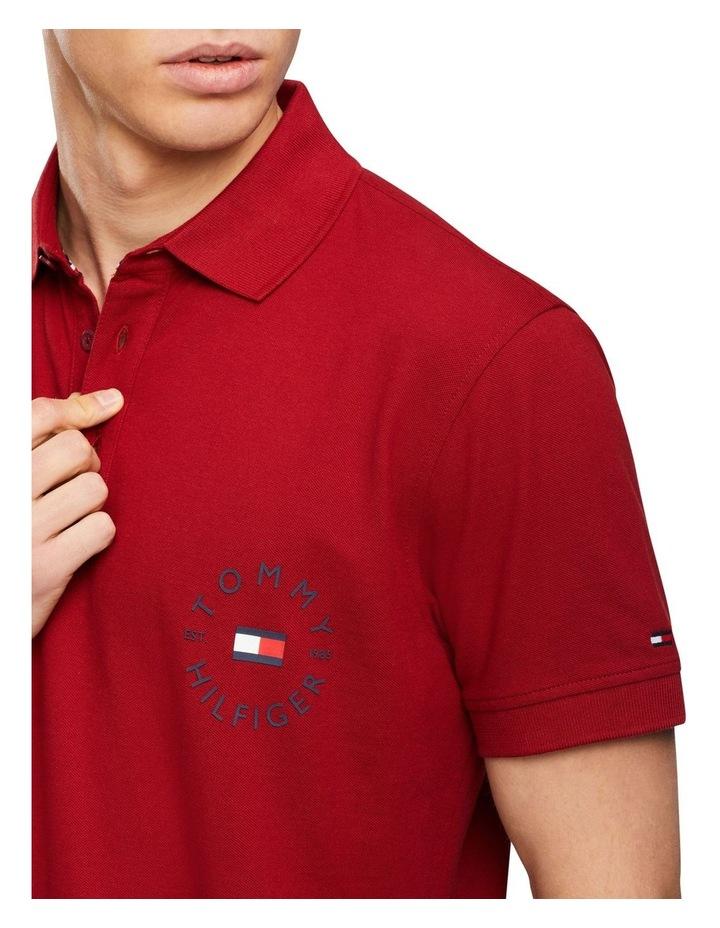 Solid Badge Regular Polo image 3