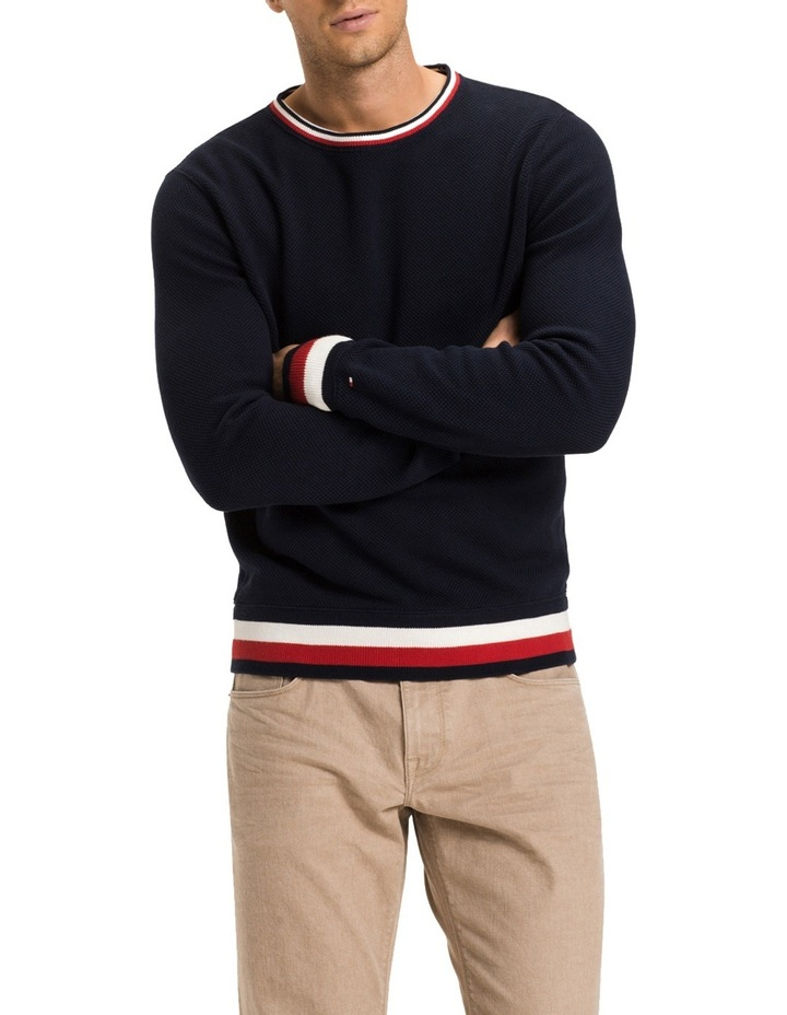Chunky Knit Sweatshirt image 1