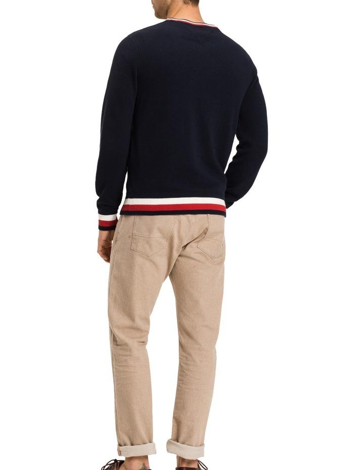 Chunky Knit Sweatshirt image 2