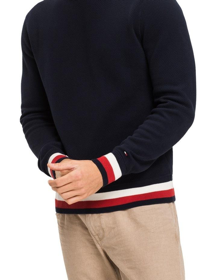 Chunky Knit Sweatshirt image 3