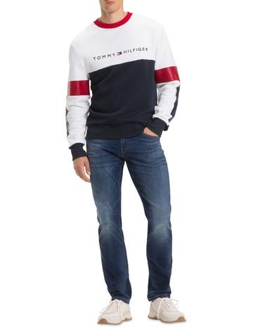 Tommy HilfigerRelaxed Stripe Sweatshirt. Tommy Hilfiger Relaxed Stripe  Sweatshirt 57e6186ec93