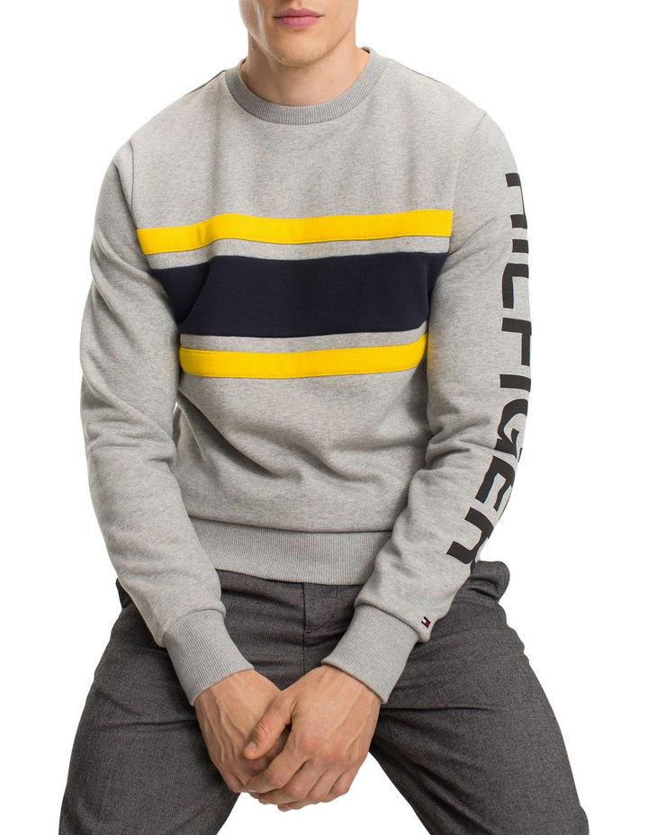 CNS Chest Stripe Logo Sweatshirt image 4