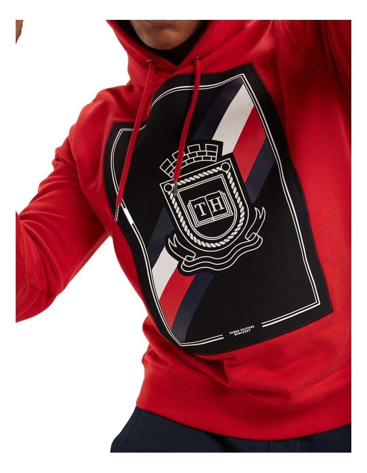 Crest Artwork Hoodie image 3