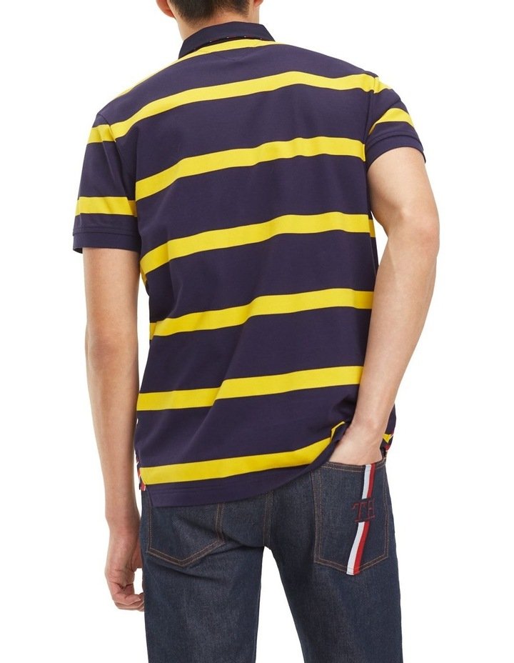 Rugby Striped Regular Polo image 2