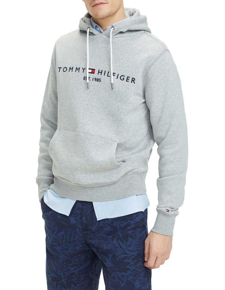 Im Tommy Logo Hoodie image 1