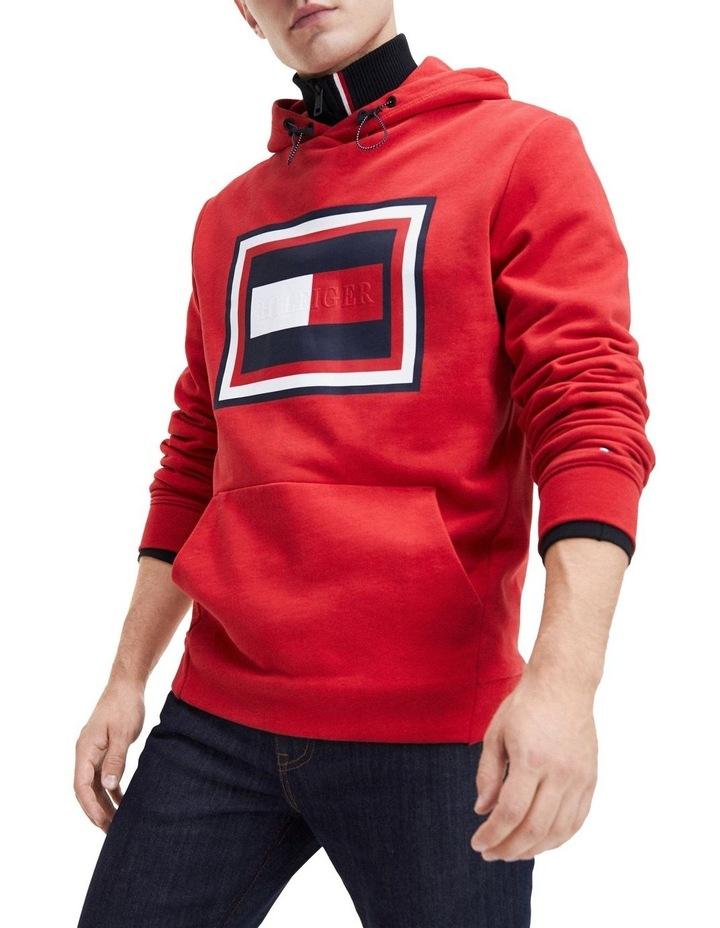 Embossed Logo Hoodie image 1