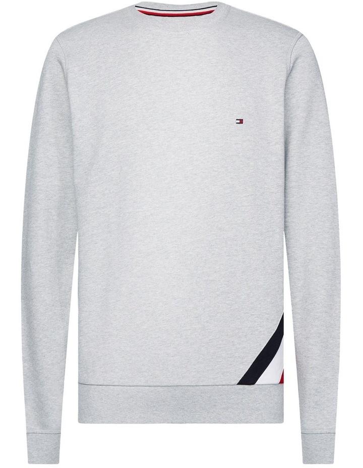 Colour-Blocked Crew Neck Sweatshirt image 3