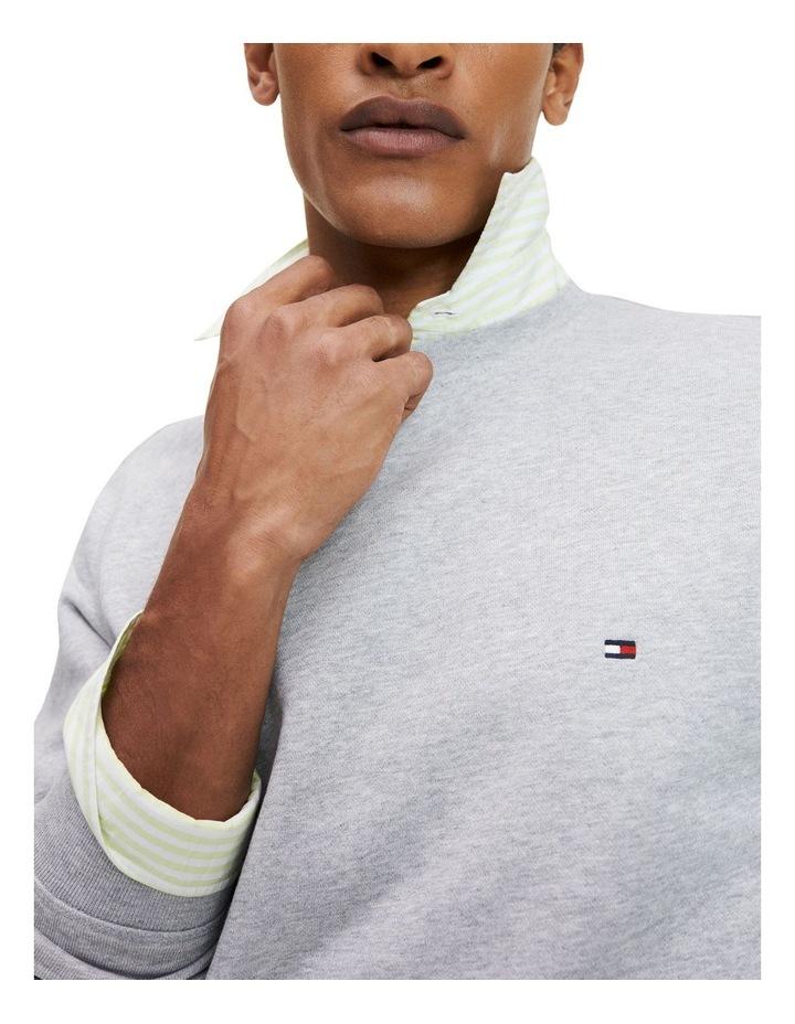 Colour-Blocked Crew Neck Sweatshirt image 5