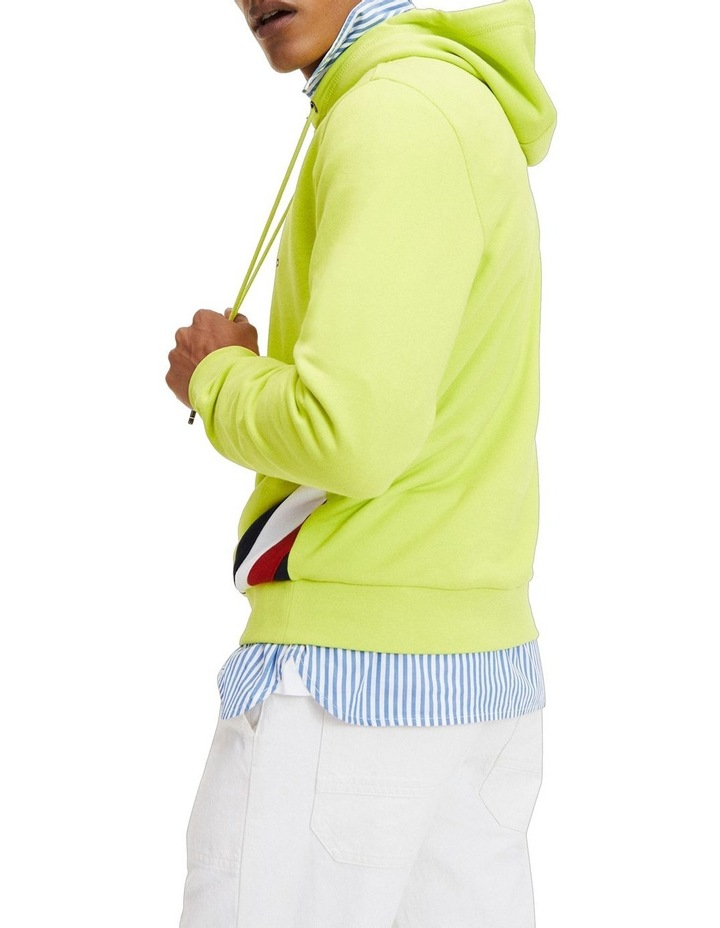 Colour-Blocked Drawstring Hoodie image 4