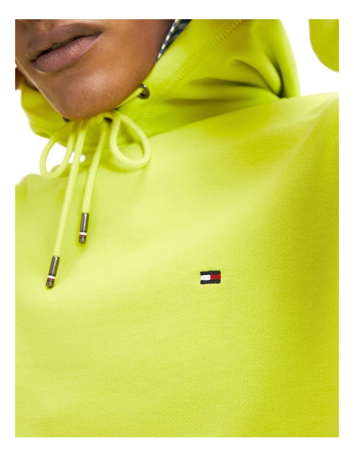 Colour-Blocked Drawstring Hoodie image 5