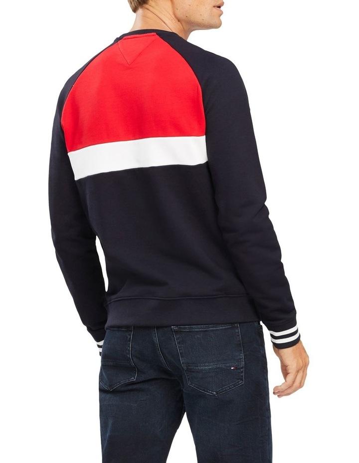 Colour Block Sweatshirt image 2