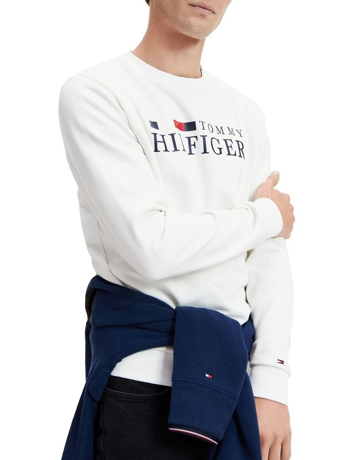 Th Flex Logo Sweatshirt image 1