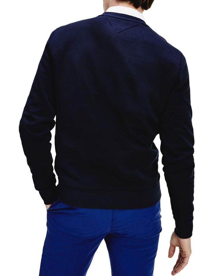 Logo Embroidery Sweatshirt image 4